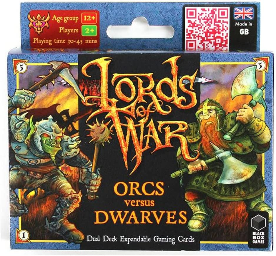Orcs Versus Dwarves MINT/New: Amazon.es: Juguetes y juegos