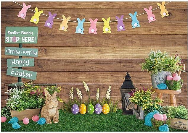 Easter Bunny Banner Garland Easter Bunny Pink Easter Decorations Easter Sign Banner Easter Decor Hippity Hoppity Easter Banner