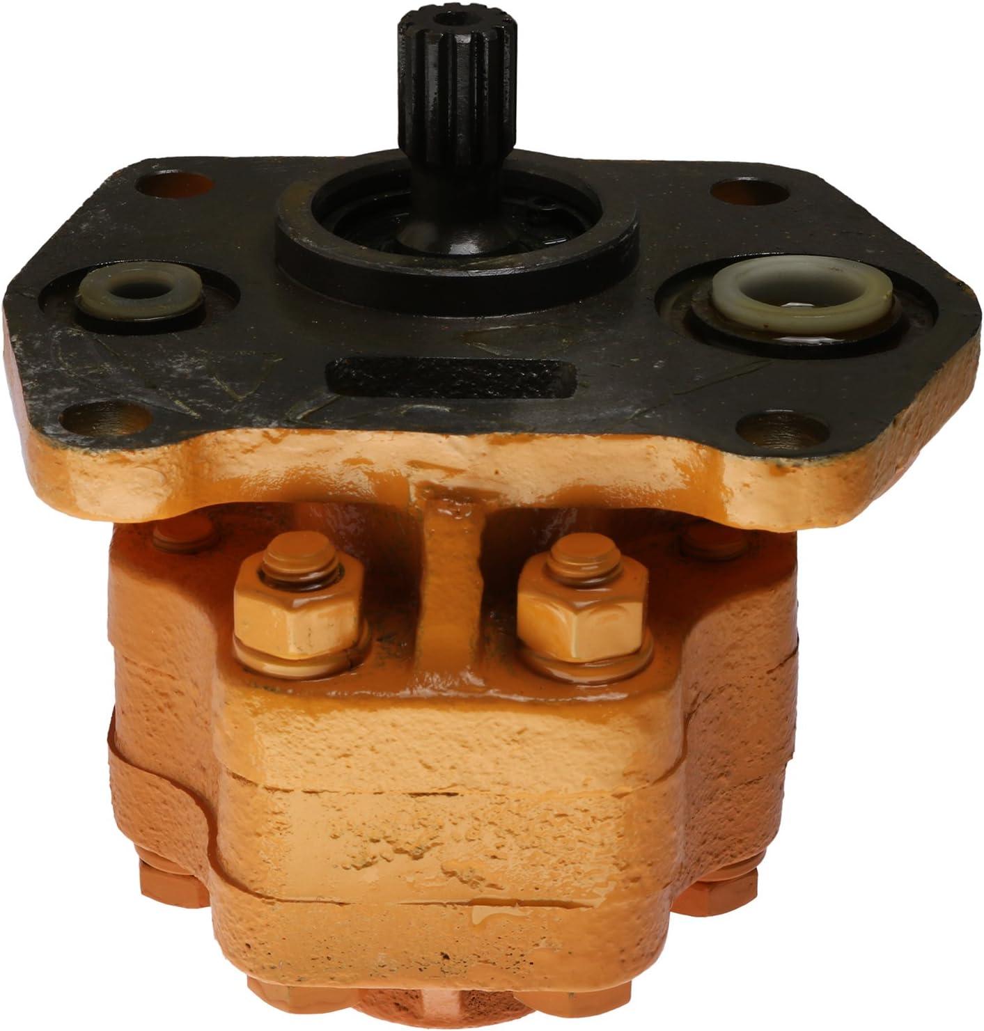 Main Clutch Pump 07421-71401 for Komatsu Bulldozer D20A D20P D20Q D20S