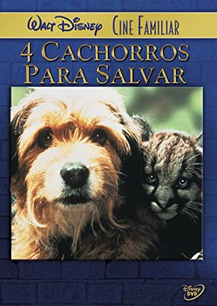 4 Cachorros Para Salvar [DVD]