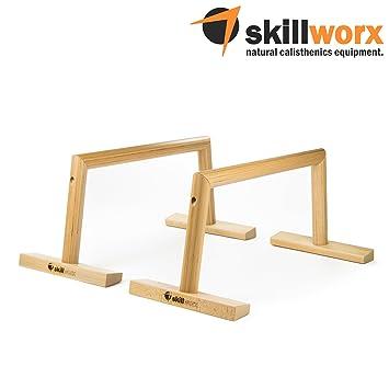 skillworx Parallettes  Lucent Edition 101c65f304c