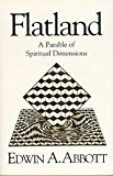 Flatland : A Romance of many Dimensions (Illustrated)