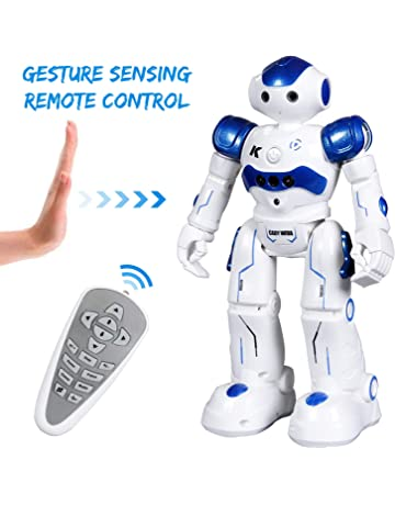 Amazon Com Remote App Controlled Figures Robots Toys Games