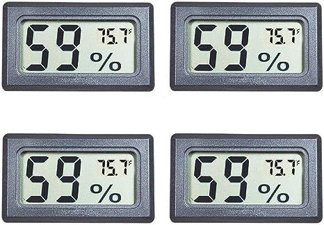 2020 Digital LCD Temperature Mini Humidity Meter Gauge Thermometer Hygrometer
