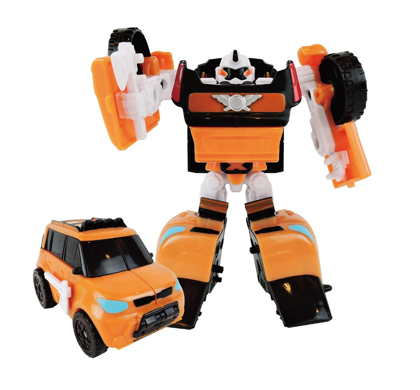 Tobot Adventure Mini X Transformer Robot Car Toy Action Figure
