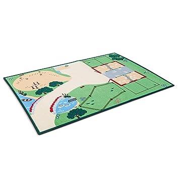Schleich 42138 Spieleteppich Farm Life X 10 Amazon De Kuche