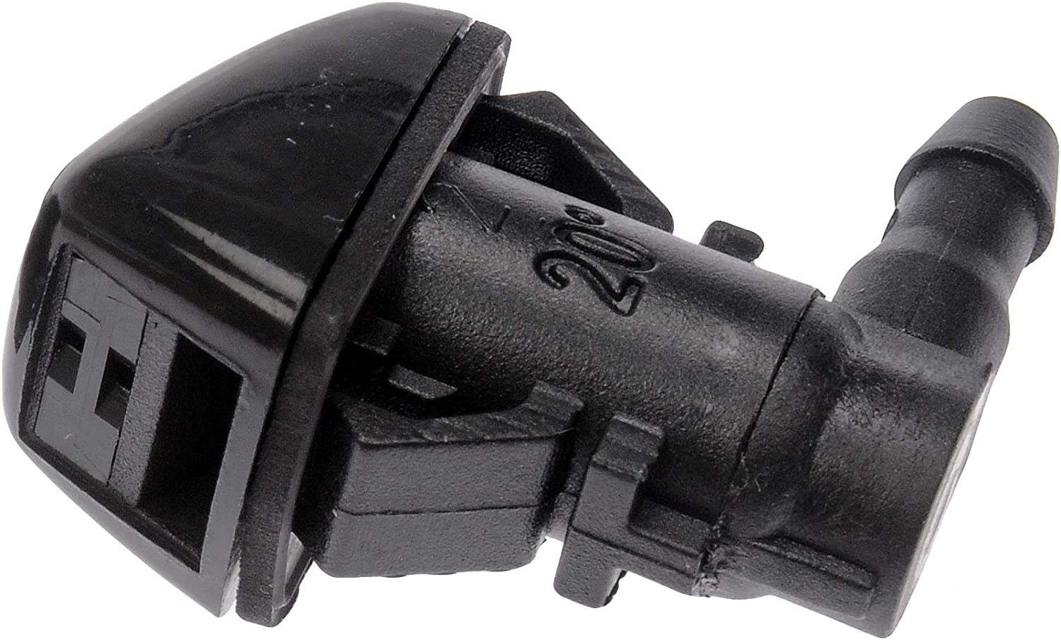 Dorman 58117 Windshield Washer Nozzle for Select Dodge/Jeep Models