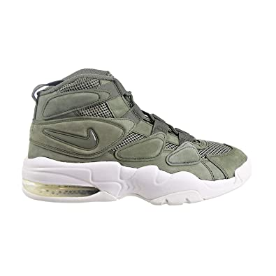 buy online be312 c1865 Amazon.com | Nike Air Max 2 Uptempo QS Men's Shoes Urban Haze/Sail 919831- 300 | Basketball