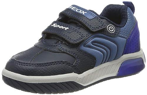 Geox Jungen J Inek Boy D Sneaker: Geox: : Schuhe