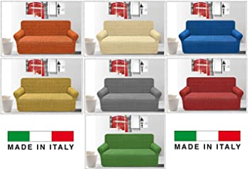 Antimacasar Elastico y Estensible para Sofas Made in Italy 4 ...