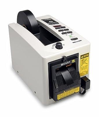 START International ZCM2200-2EU Dispensador de Cinta Eléctrico con 3 Longitudes Programables, Ancho Máximo