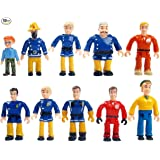 FUNERICA™ Set of 10 Toy and Fireman Figures