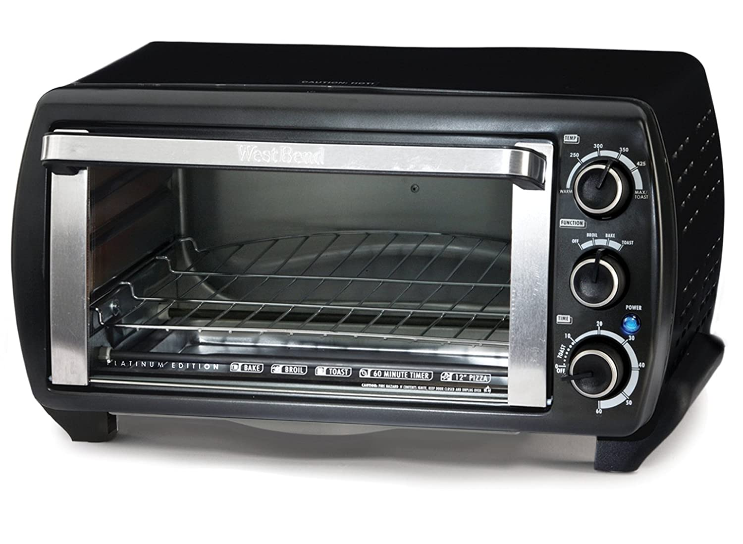 West Bend 74106 Large Countertop Oven (Discontinued by Manufacturer)