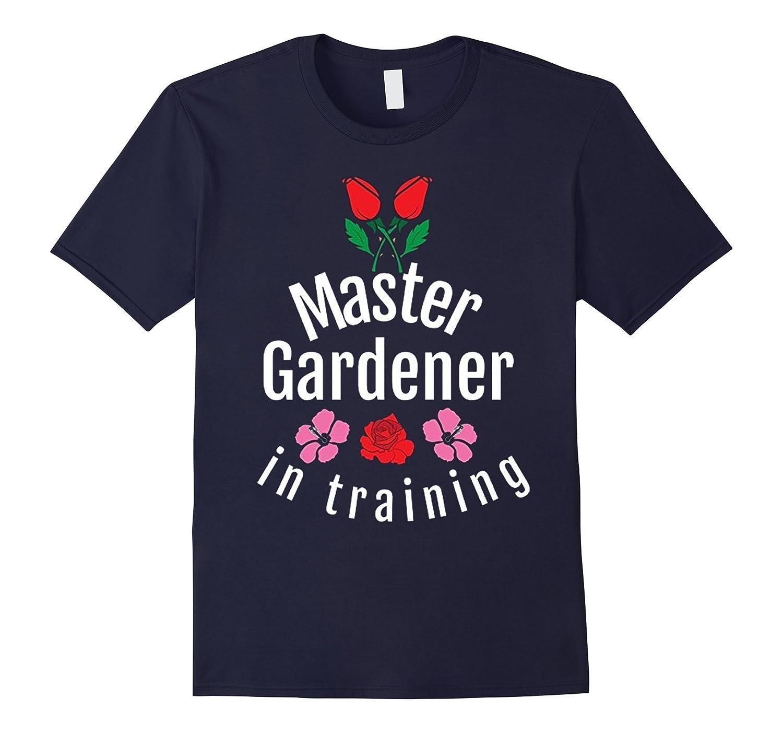 Master Gardener Shirt Master Gardener Flowers tee shirt-TD