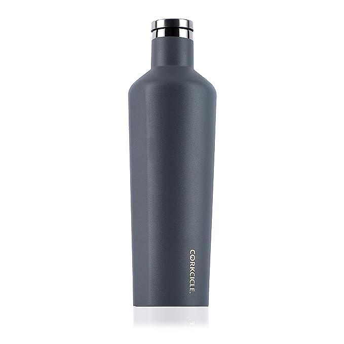 Amazon.com: Botella de agua y termo. Triple aislamiento, a ...