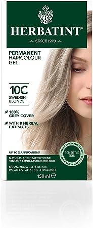 Herbatint Tinte Rubio Sueco 10C - 150 gr