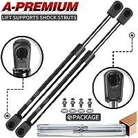 A-Premium 15.6 pulgadas 40 libras Soportes de elevación de gas amortiguadores de repuesto para cajas de herramientas…
