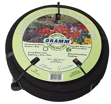 Amazoncom Dramm 17020 ColorStorm Premium 25 Foot Soaker Garden