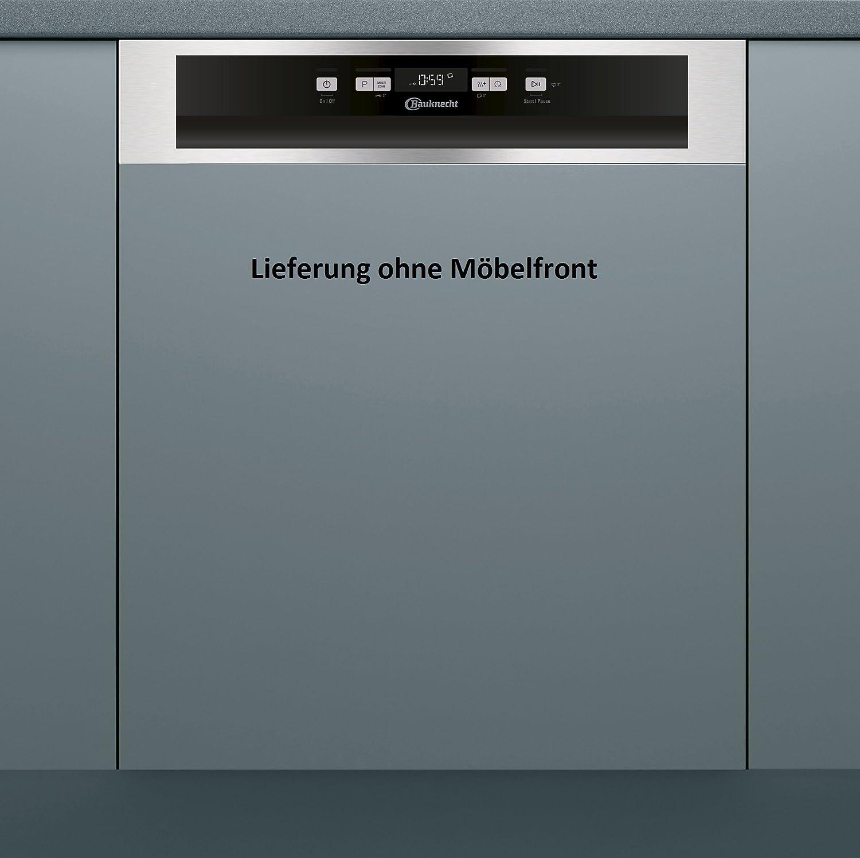 Bauknecht - Lavavajillas BBC 3 C32 X integrable, A + + +, 60 cm ...