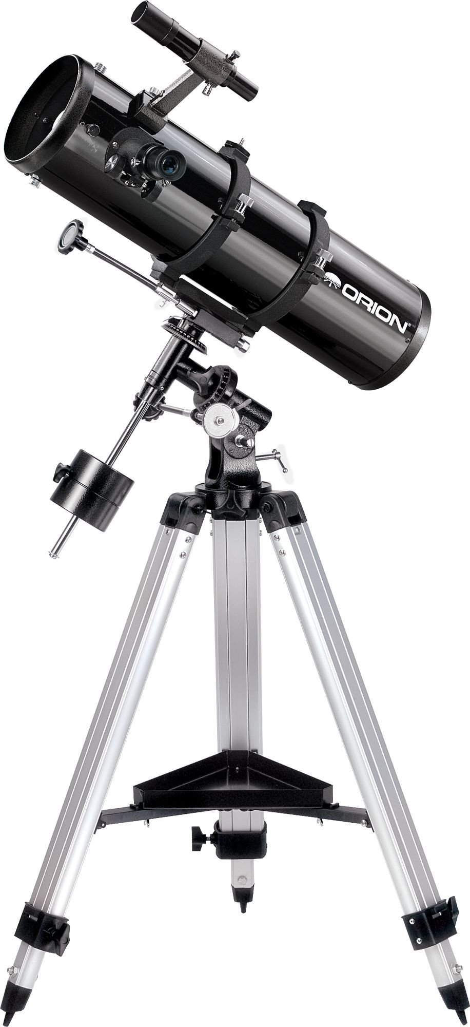 Orion 09007 SpaceProbe 130ST Equatorial Reflector Telescope (Black) (Renewed) by Orion