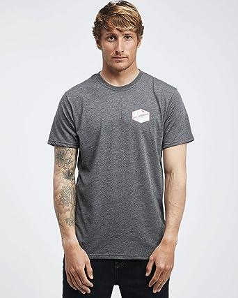 BILLABONG™ Ridge - Camiseta de Manga Corta para Hombre Q1SS18BIF9: Amazon.es: Deportes y aire libre