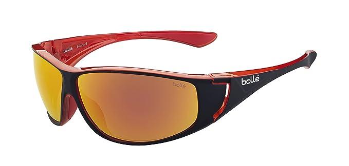 b590c11105 BolléÉ - Highwood, Gafas de Sol, Unisex Adulto, Highwood, Shiny White/BLU,  L: Amazon.es: Deportes y aire libre