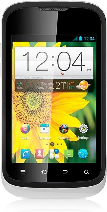 Orange Zali Libre, (ZTE) ,(Smartphone Android, pantalla de 3.5 ...
