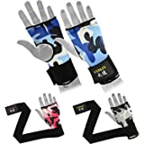 VERUS Training Boxing Inner Gloves MMA Muay Thai Fist Protector Bandages Gel Mitts Camo Print