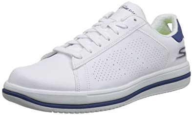 Skechers Para Hombre Zapatillas Blancas xpp5Urx