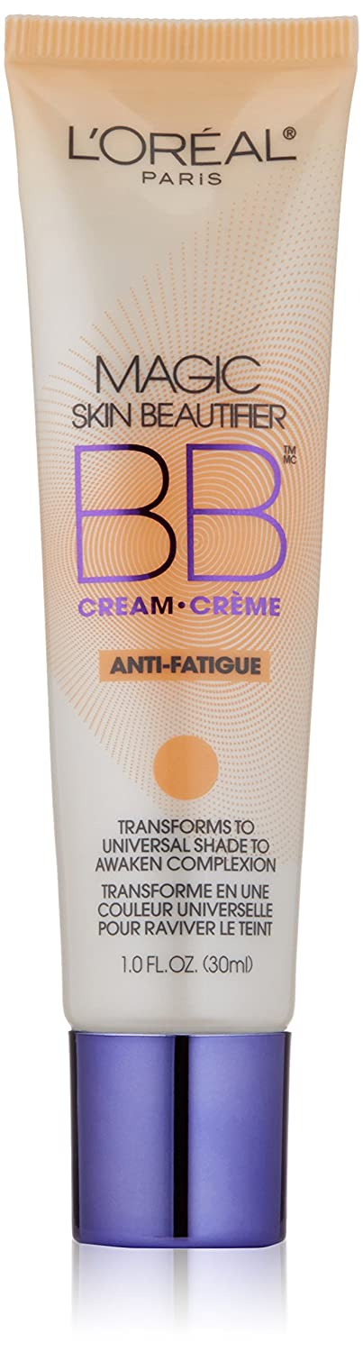 L'Oreal Paris Skin Beautifier BB Cream, Anti-Redness, 1 Ounce L'Oreal Paris hfs-koi-zk-a8405