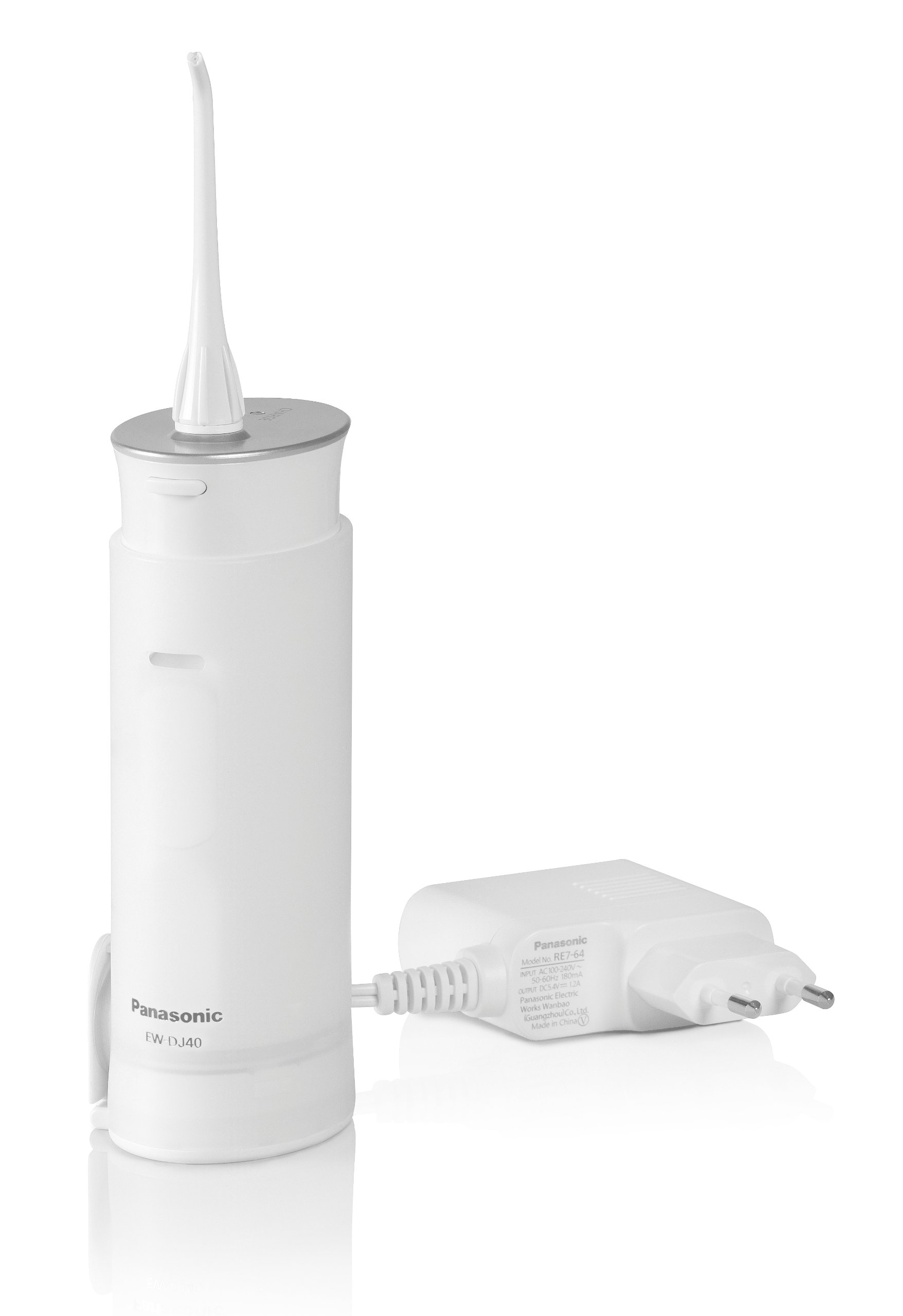Panasonic EW-DJ40 DentaCare Cordless Rechargeable Oral Irrigator by Panasonic (Image #1)