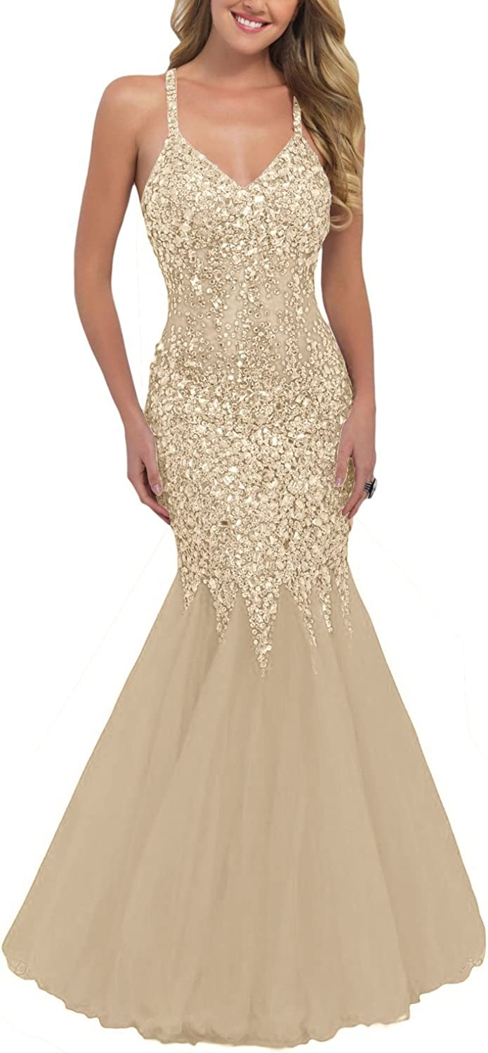 Celebrity Prom Dresses Evening Gowns With Cape Mermaid Beads Sequins Scoop Neck