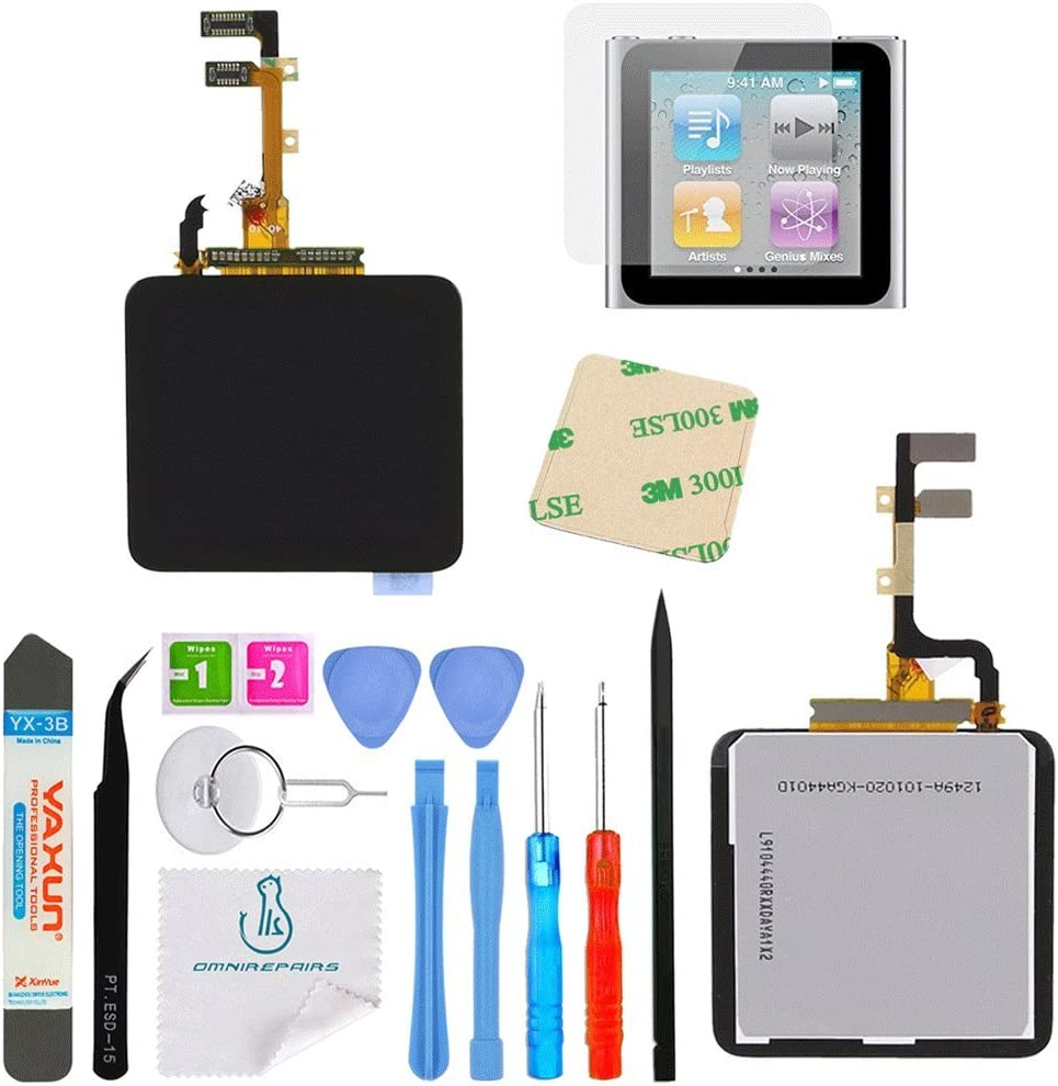 Tool for IPod Nano 6 6th Gen LCD Display Screen Touch Glass Digitizer Assembly