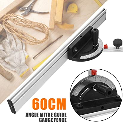 Tool Parts Bandsaw Cut Angle Mitre Gauge Fence Saw
