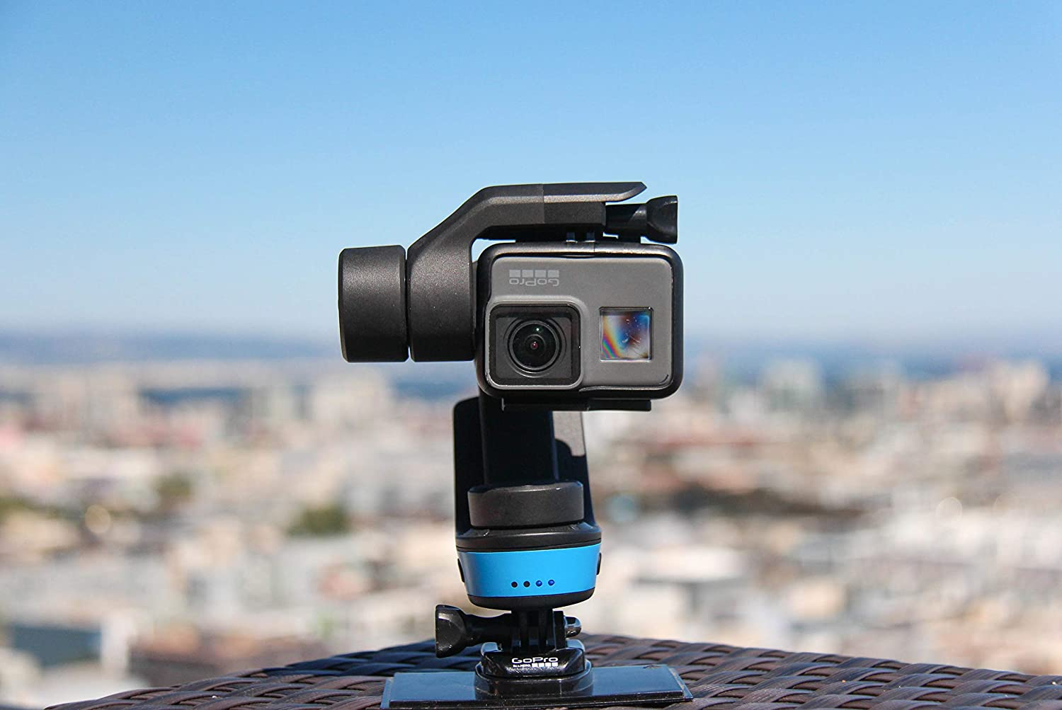 Slick Your GoPro stabilizer for Sports