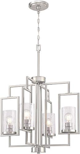 Westinghouse Lighting 6576500 Kayla Four-Light Indoor Chandelier