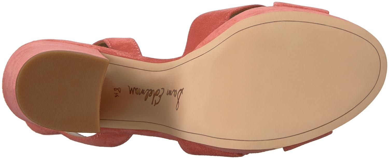 ac84ff698 Amazon.com  Sam Edelman Women s Mara Heeled Sandal  Shoes