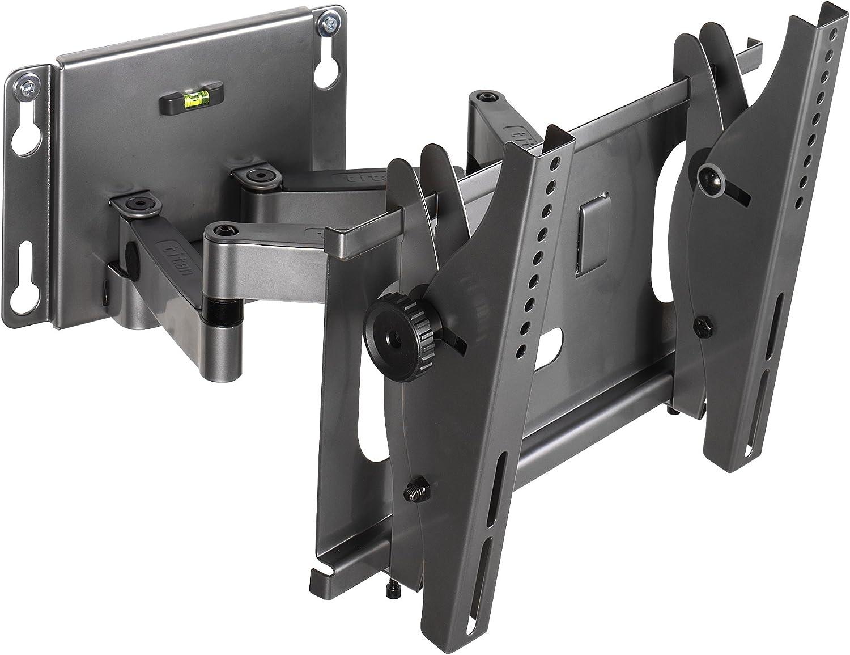 Vivanco MA 4230 - Soporte de pared para pantalla plana (45 kg, 0 ...