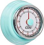 CDN MT4-B Compact 60 Min Mechanical Timer-Blue, Blue