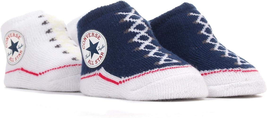 Star Baby Sock Booties (2 Pack) 0