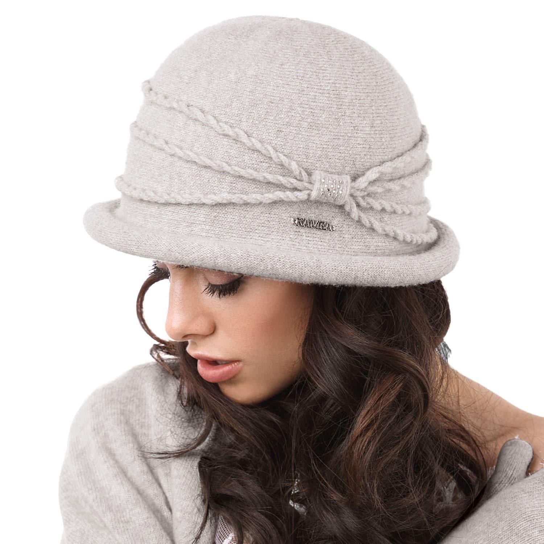 Kamea Venecja Dame M/ütze Hut Winterm/ütze Kopfbedeckung