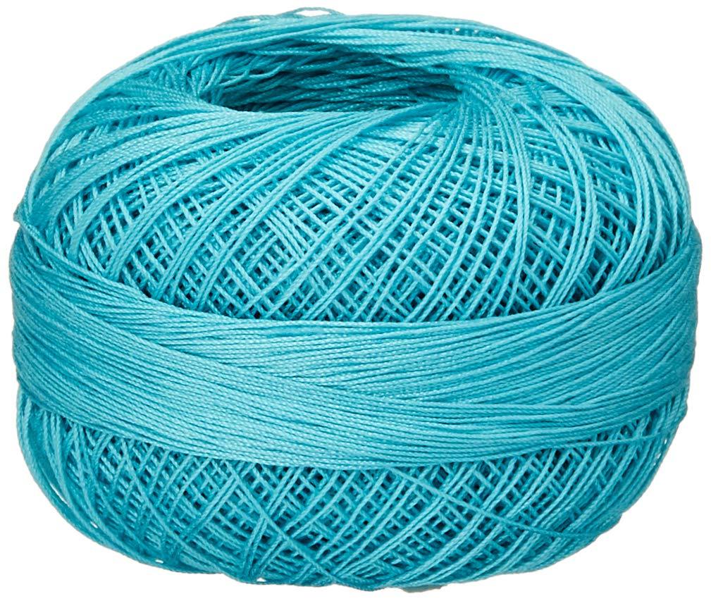 Handy Hands Lizbeth Cordonnet Cotton Size 3-Ocean Sunset