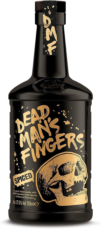 Dead Man´S Finger Spiced Rum - 700 ml