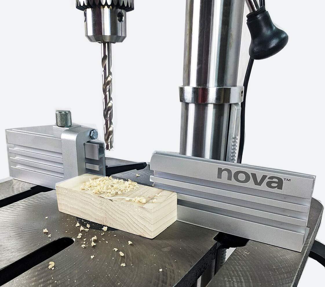 NOVA Drill Press Accessory Fence 71005 by Nova