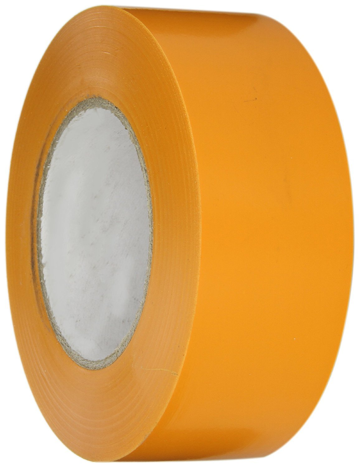 Sportime Vinyl Gym Floor Marking Tape - 2 inch x 60 yards - Assorted Colors - Sold per EACH (Oragne)