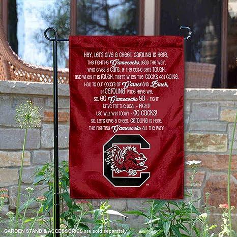 South Carolina Gamecocks Fight Song Garden Flag and Banner