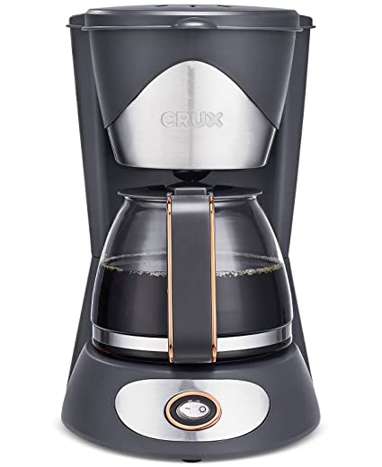 Crux 5-Cup Coffee Maker