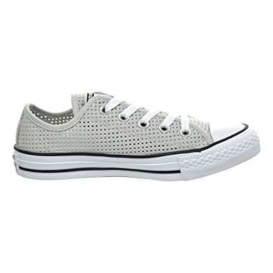Converse Chuck Taylor All Star Ox Women's Shoes Mouse/White 551624f (5.5 B(