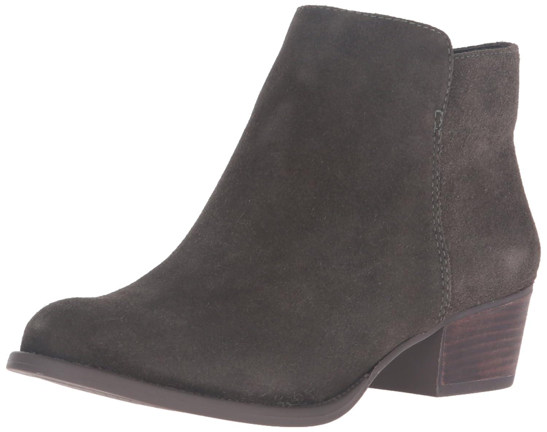 Jessica Simpson Women's delaine Ankle Boot, Dark Moss, 9 Medium US