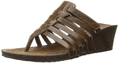 7dd3c1062b8 Teva Women s Cabrillo 3 Wedge Thong Sandal